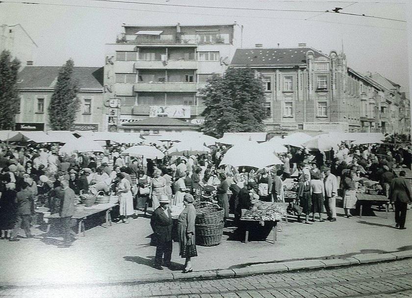 Kvatrić 1950-ih.