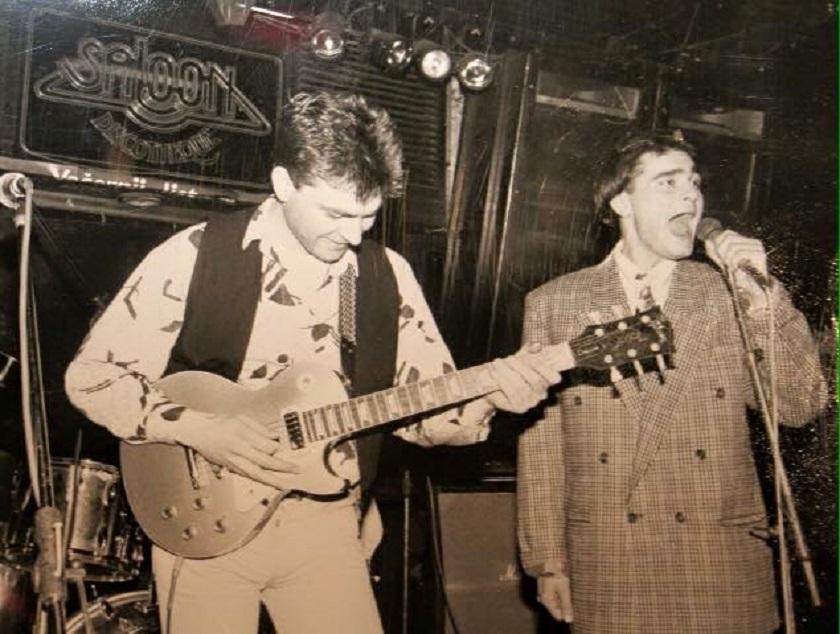 Saloon osamdesetih