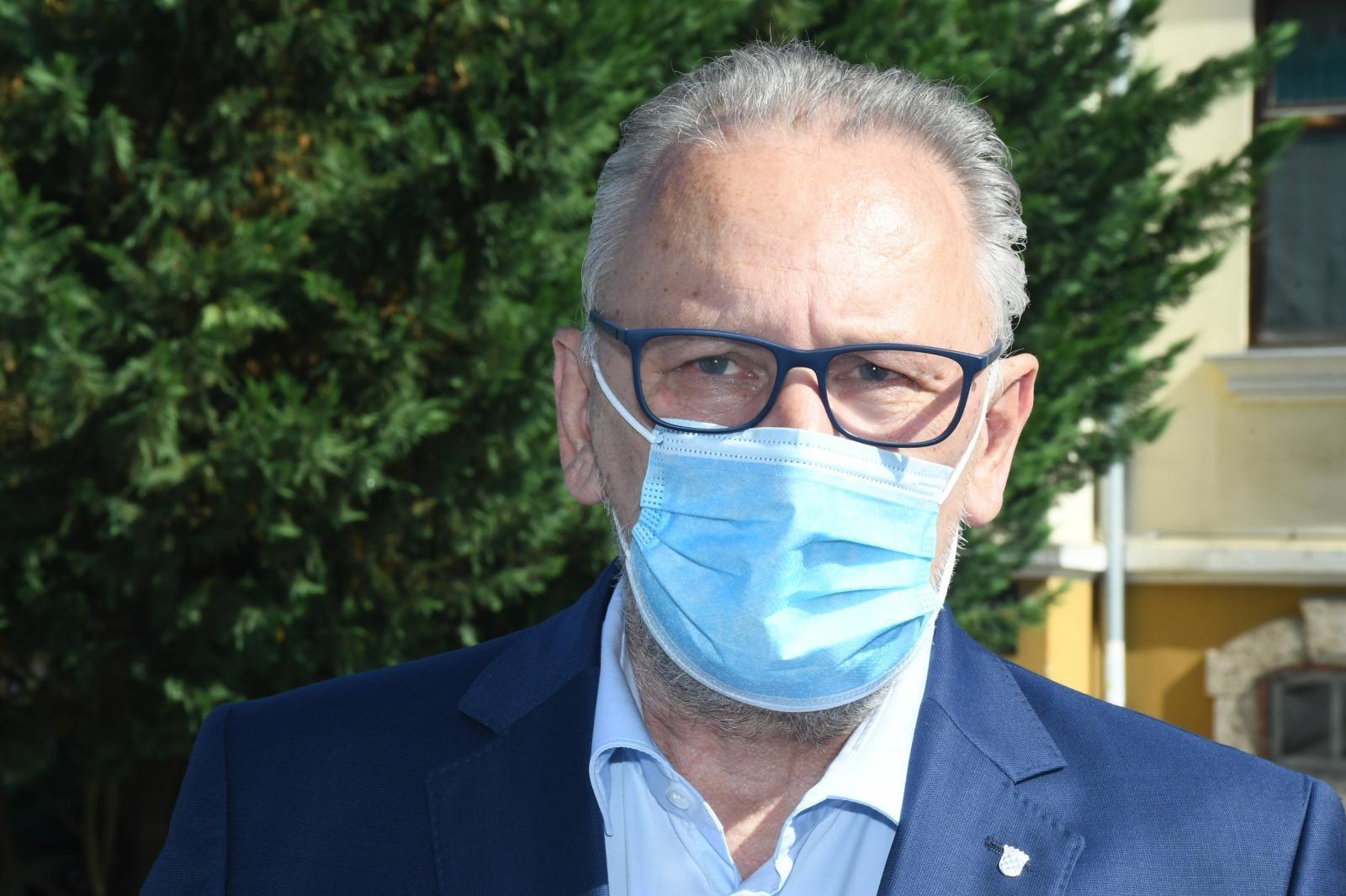 Božinović objavio da je produžena zabrana prelaska granice za državljane trećih zemalja