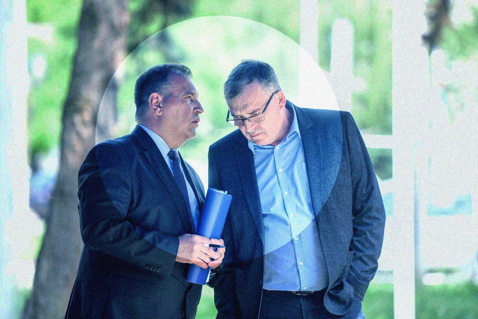 Je li u ovom trenutku zbilja neopravdano spominjati ostavke ministra Beroša i šefa HZJZ-a Capaka?