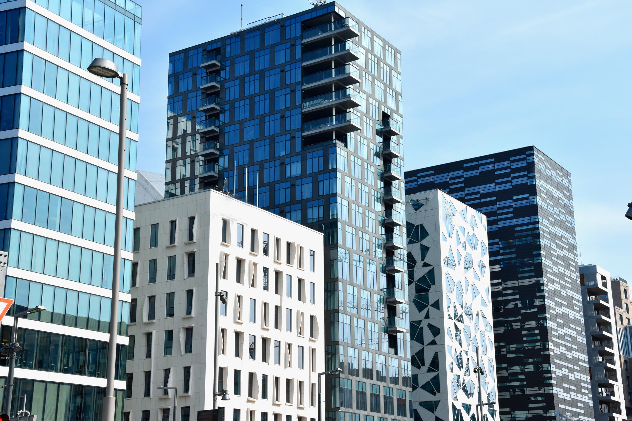 Zgrada Deloittea u Oslu/Getty Images/iStockphoto
