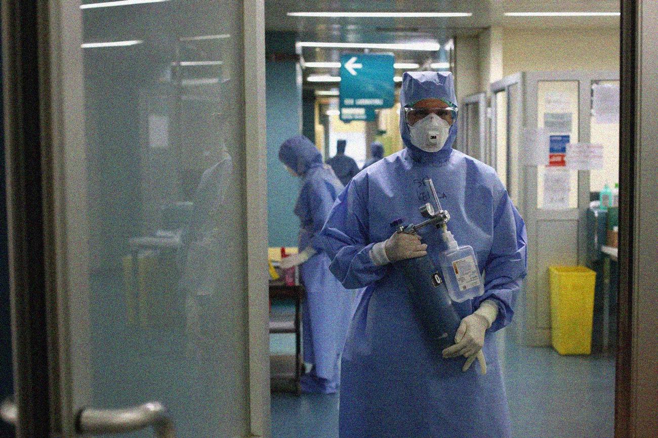 Liječnici KB Dubrava ekskluzivno za Telegram: 'Nedostaje nam kisika, skoro nikoga s respiratora ne skinemo živoga'