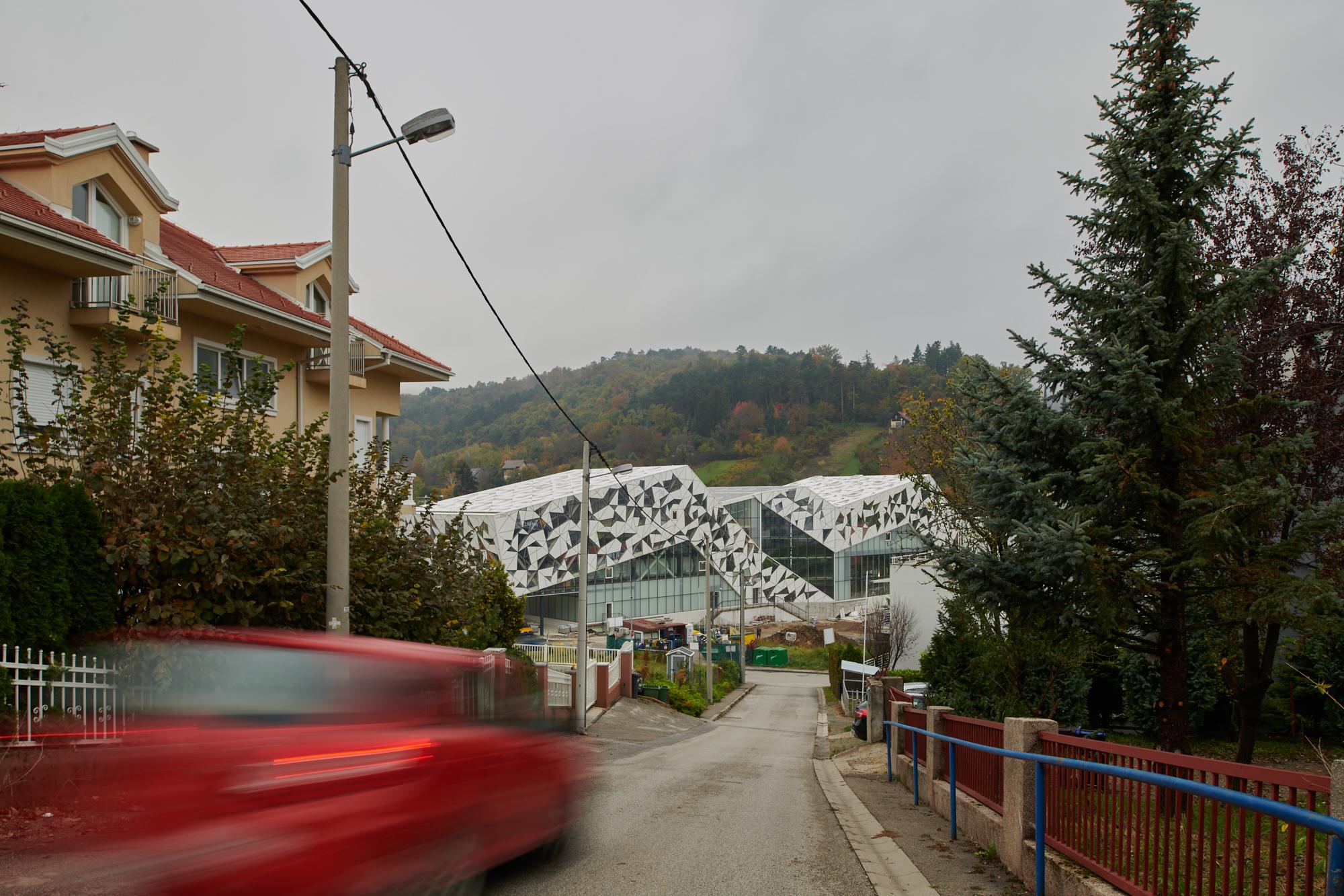 Sljemenska žičara u Zagrebu/Sandro Lendler
