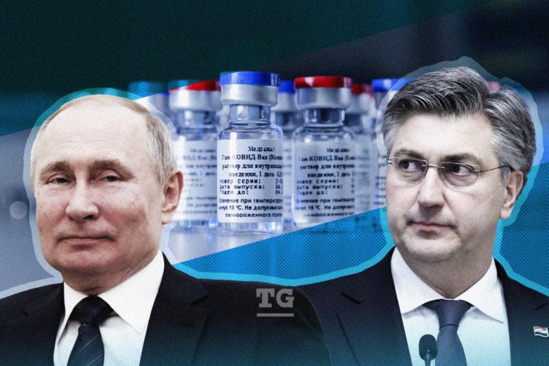 U EU su više nego jasni što misle o ruskom cjepivu. Zašto se onda Plenković ponaša kao da ćemo ga svaki čas nabaviti?