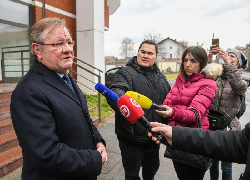 Bandićev odvjetnik prosvjeduje zbog spominjanja afera: 'Neprimjereno je govoriti o tome'