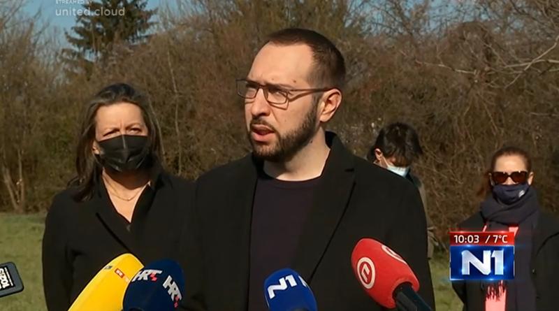 Tomašević odbio govoriti o Bandiću: 'Izražavam sućut obitelji, o problemima ćemo drugi put'