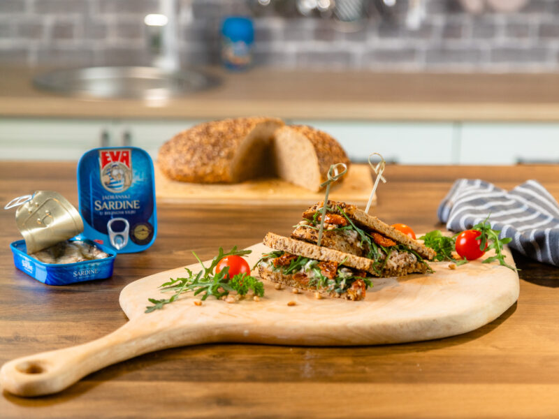 Otkrijte sardinu, malu ribu koju treba jesti naveliko