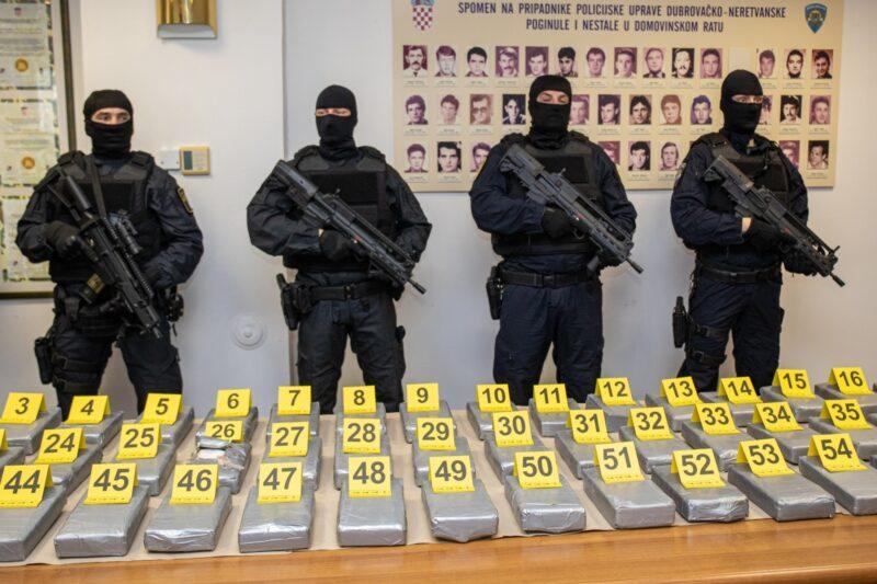 Kako je hrpetina kokaina završila u tvrtki osnivačice Mosta. Policija i USKOK otkrili nevjerojatne detalje akcije
